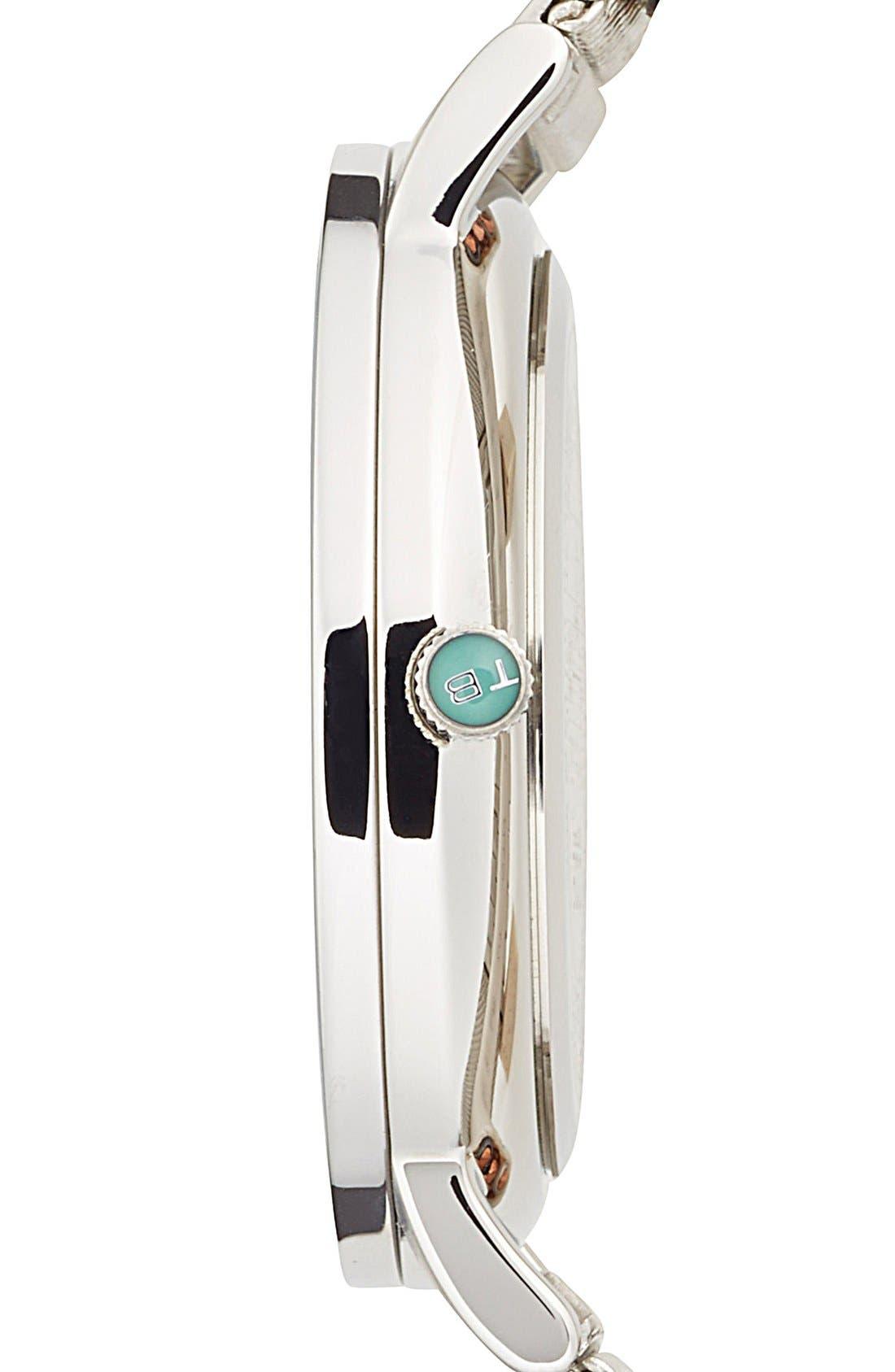 Alternate Image 3  - Ted Baker London Multifunction Mesh Strap Watch, 40mm