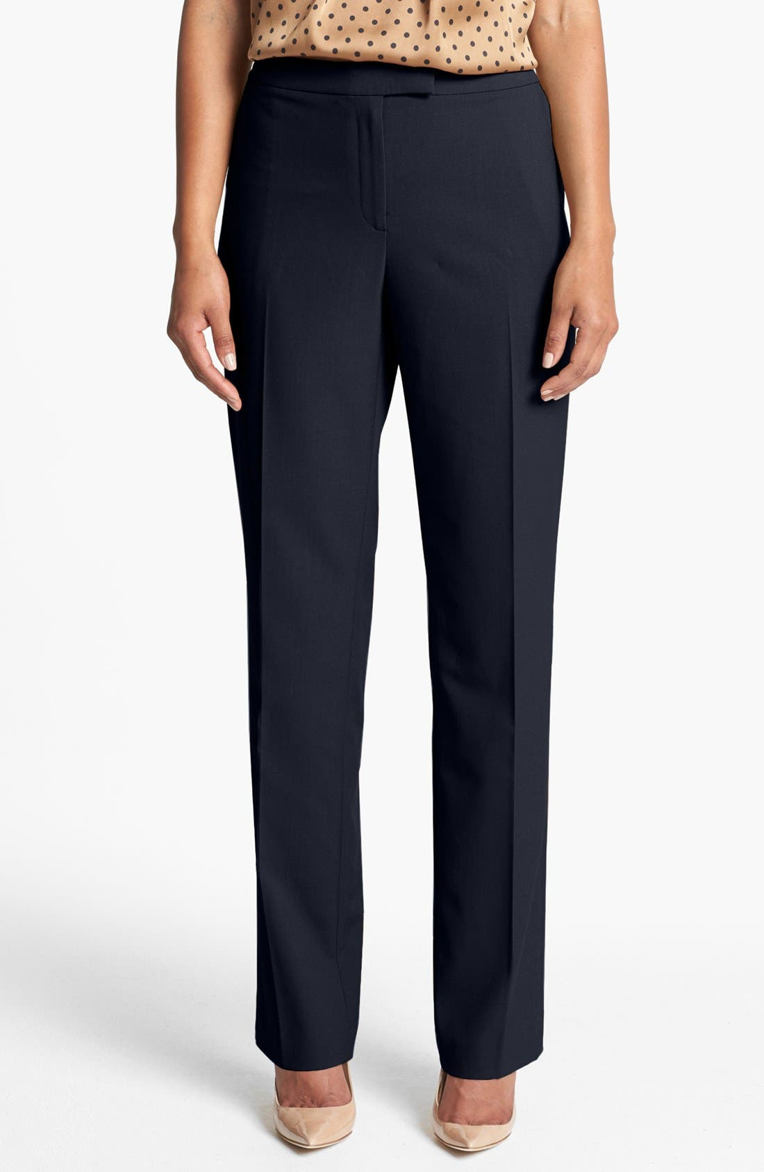 Main Image - Jones New York 'Sydney' Pants (Regular & Petite)