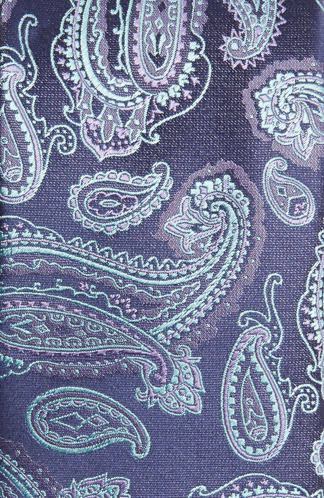 Alternate Image 2  - HUGO BOSS PAISLEY TIE