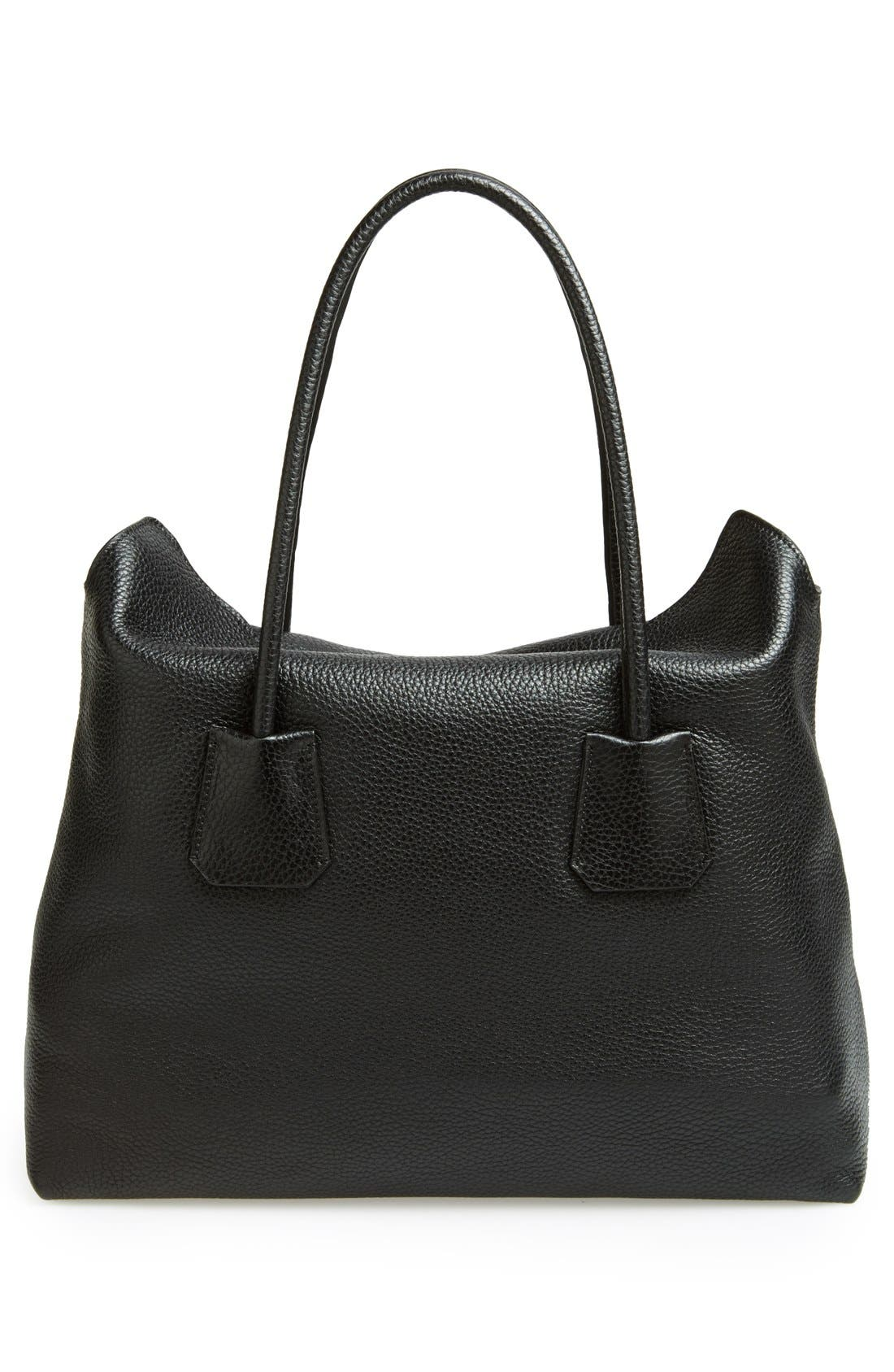 Alternate Image 4  - Burberry 'Baynard' Leather Tote