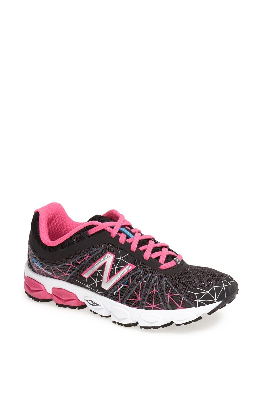 Alternate Image 1 Selected - New Balance 'Komen 890V4' Running Shoe (Women)