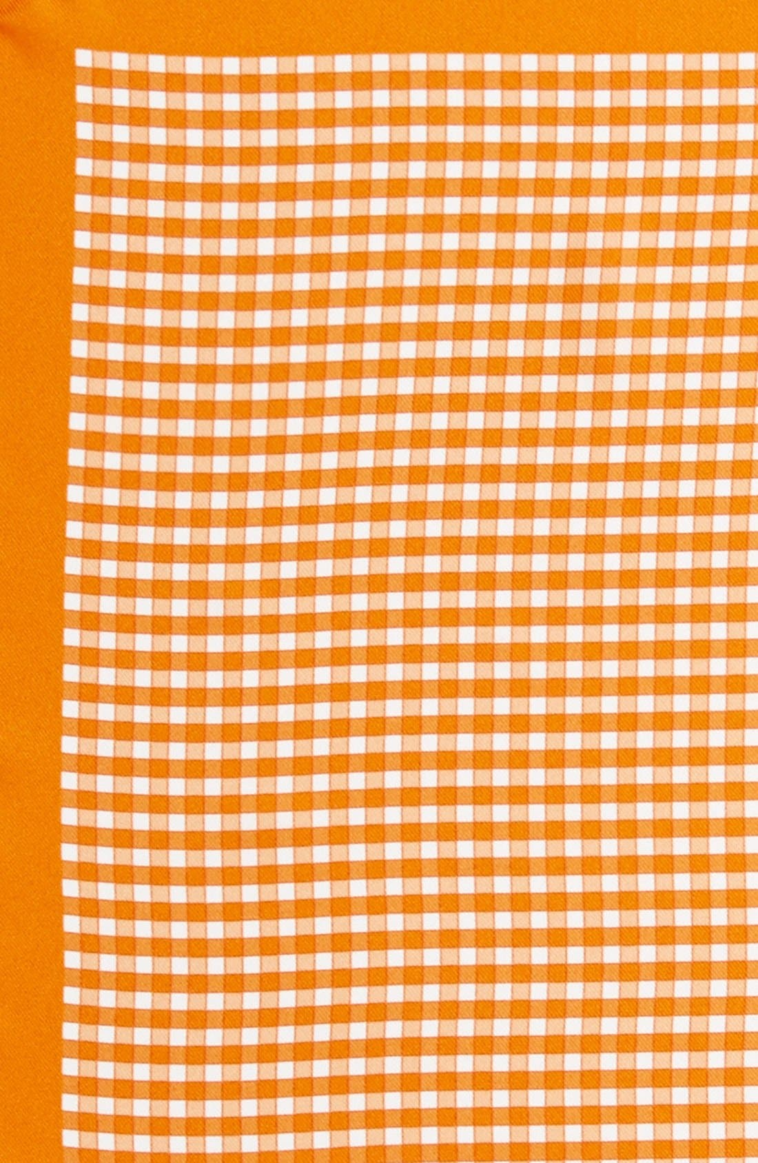 Alternate Image 2  - BOSS HUGO BOSS Silk Pocket Square
