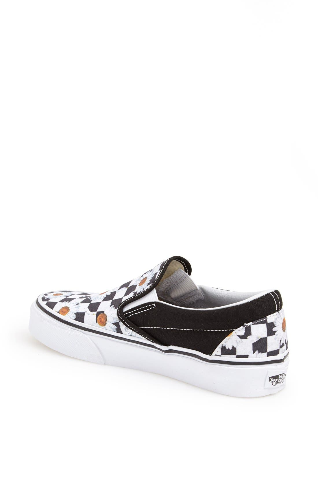Alternate Image 2  - Vans 'He Loves Me, He Loves Me Not' Slip-On Sneaker (Women)