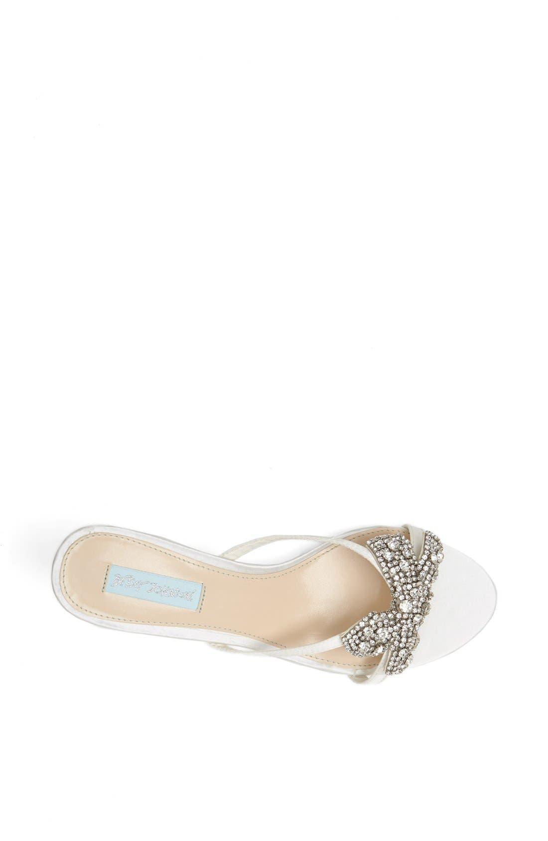 Alternate Image 3  - Betsey Johnson 'Blush' Sandal