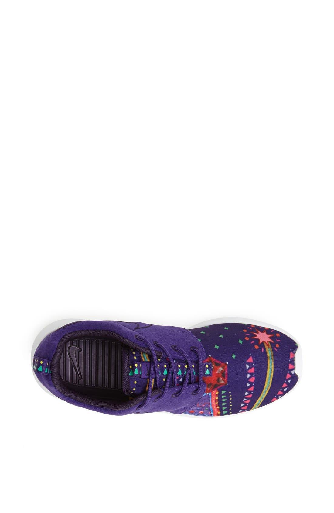 Alternate Image 3  - Nike 'Roshe Run MP QS' Print Sneaker (Women)