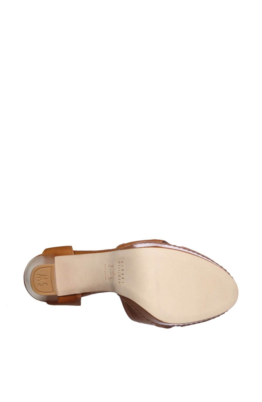 Alternate Image 4  - Stuart Weitzman 'Exponent' Sandal