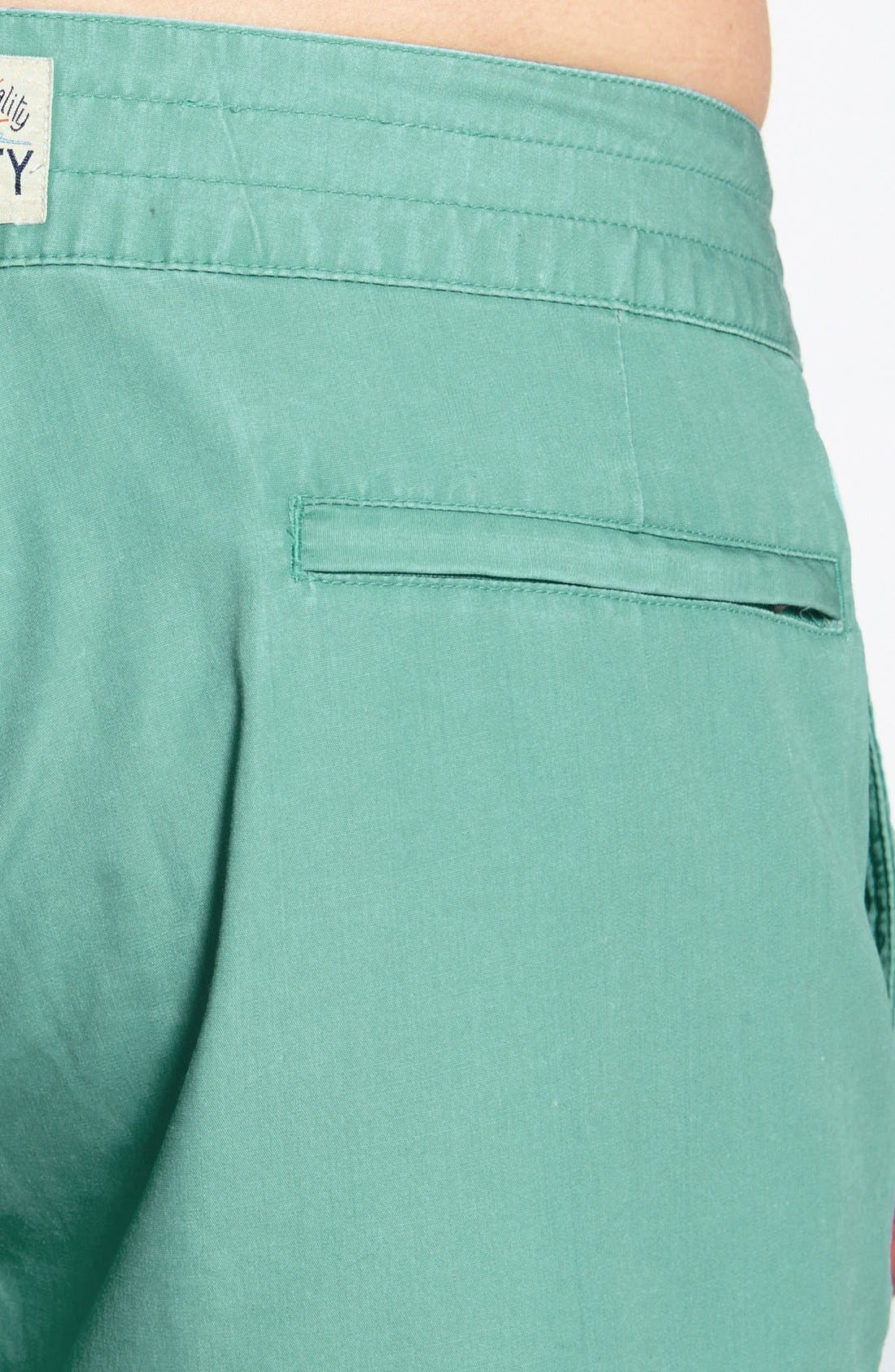 Alternate Image 3  - Faherty 'Classic' Board Shorts