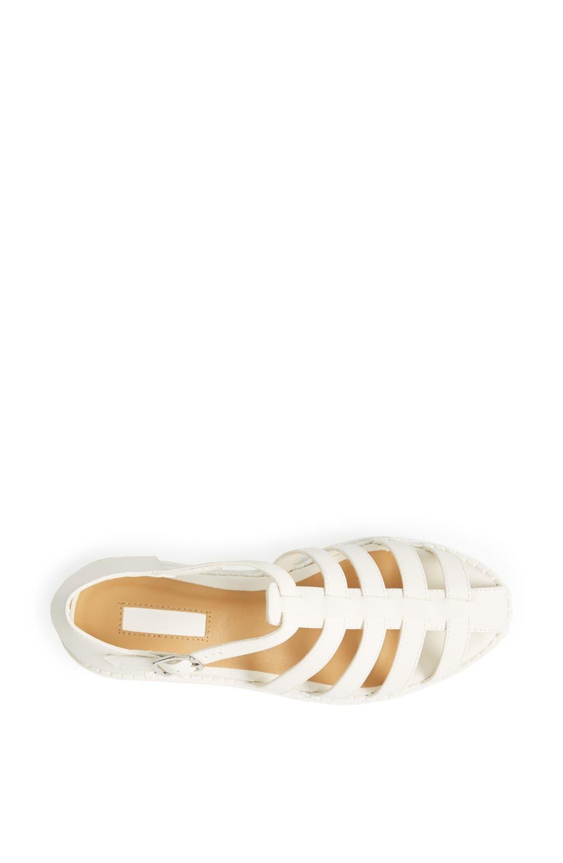 Alternate Image 3  - Topshop 'Florence' Sandal