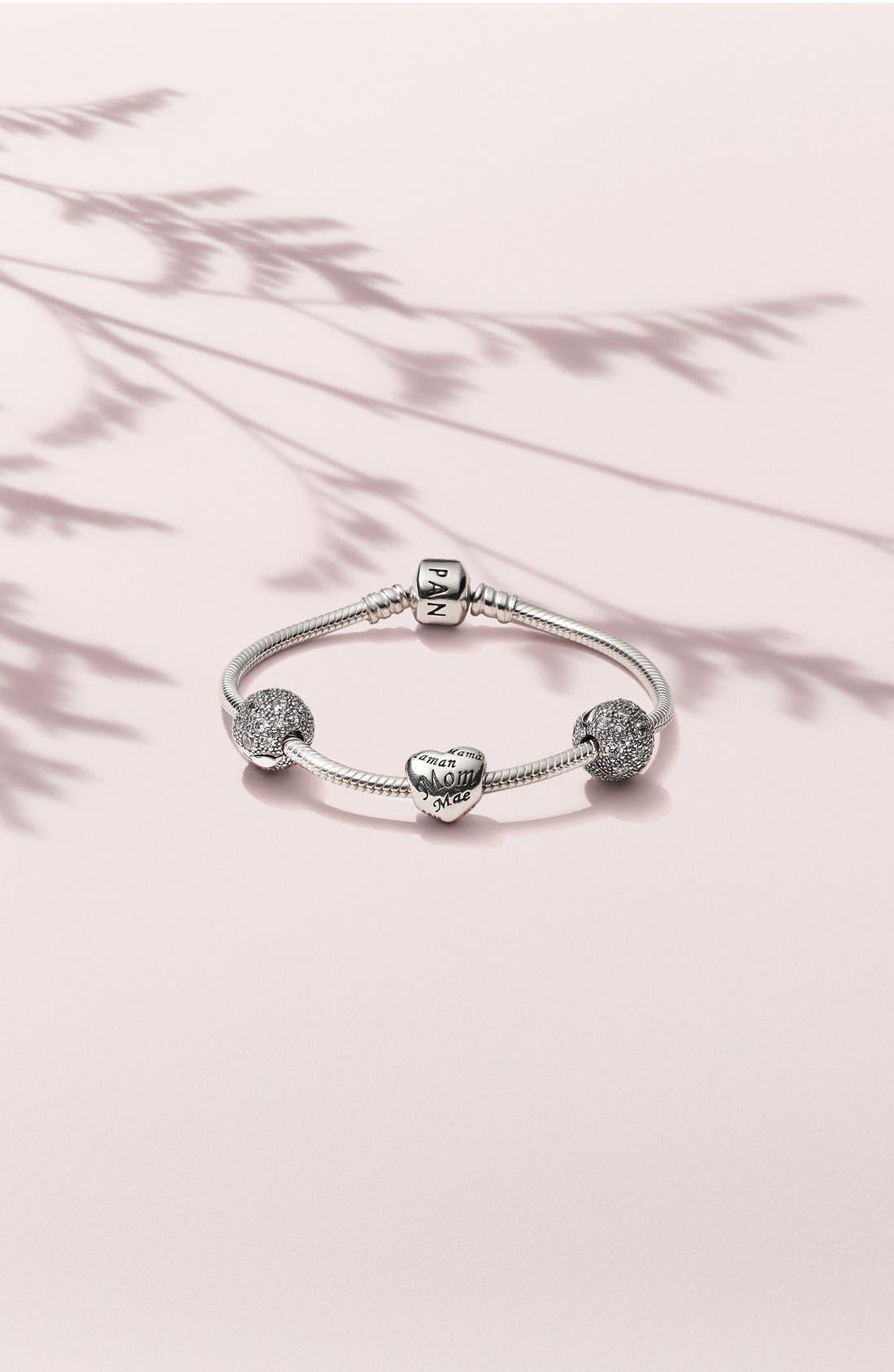 Alternate Image 2  - PANDORA 'Forever in My Heart' Boxed Charm Bracelet Set ($250 Value)