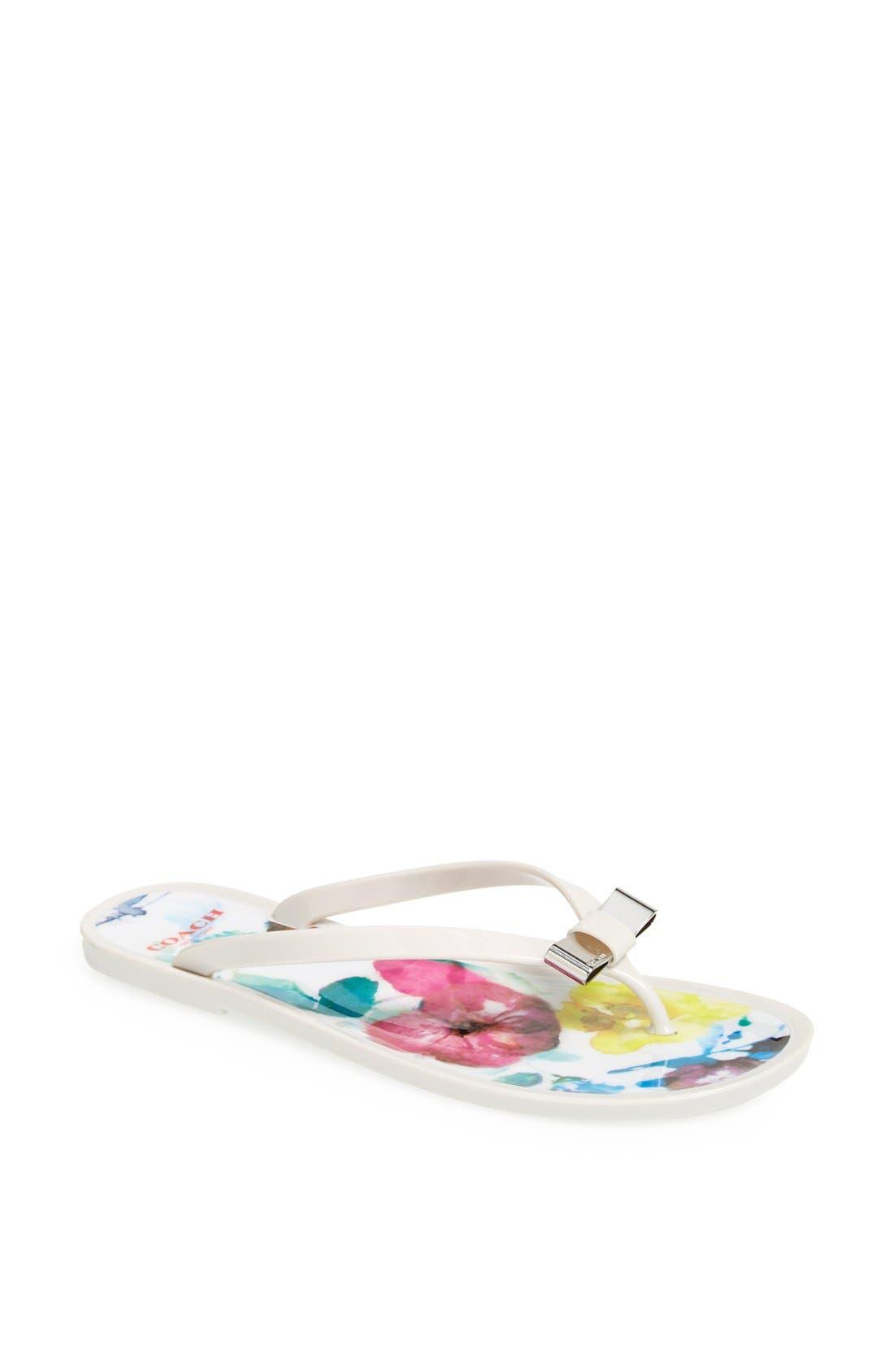 Main Image - COACH 'Landon' Flip Flop