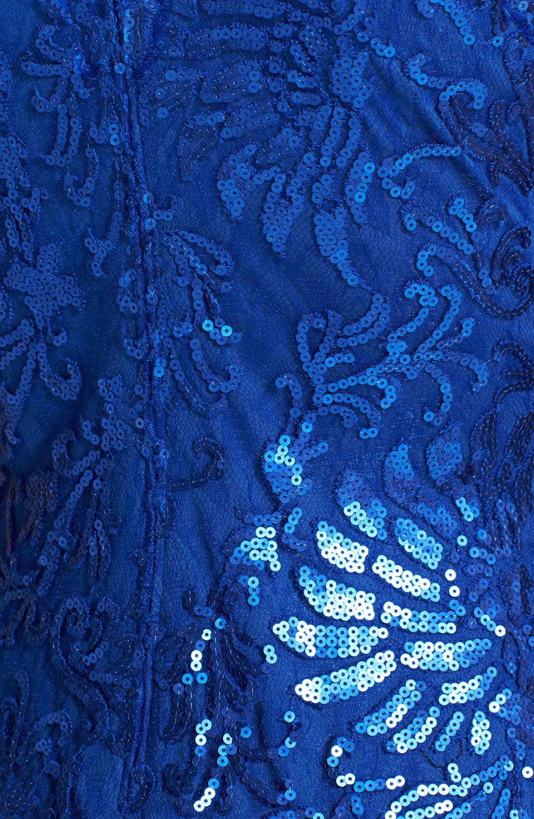 Alternate Image 4  - Tadashi Shoji Sequin Lace Sheath Dress