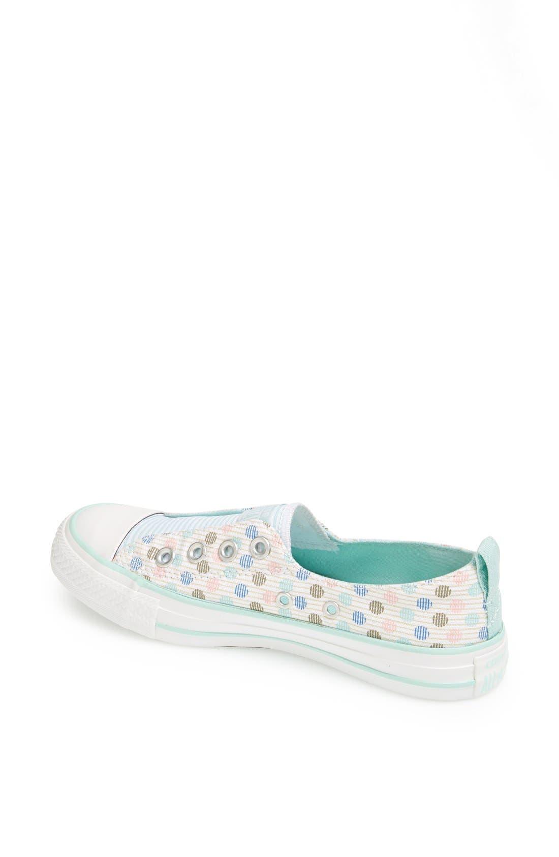 Alternate Image 2  - Converse Chuck Taylor® All Star® Polka Dot Sneaker