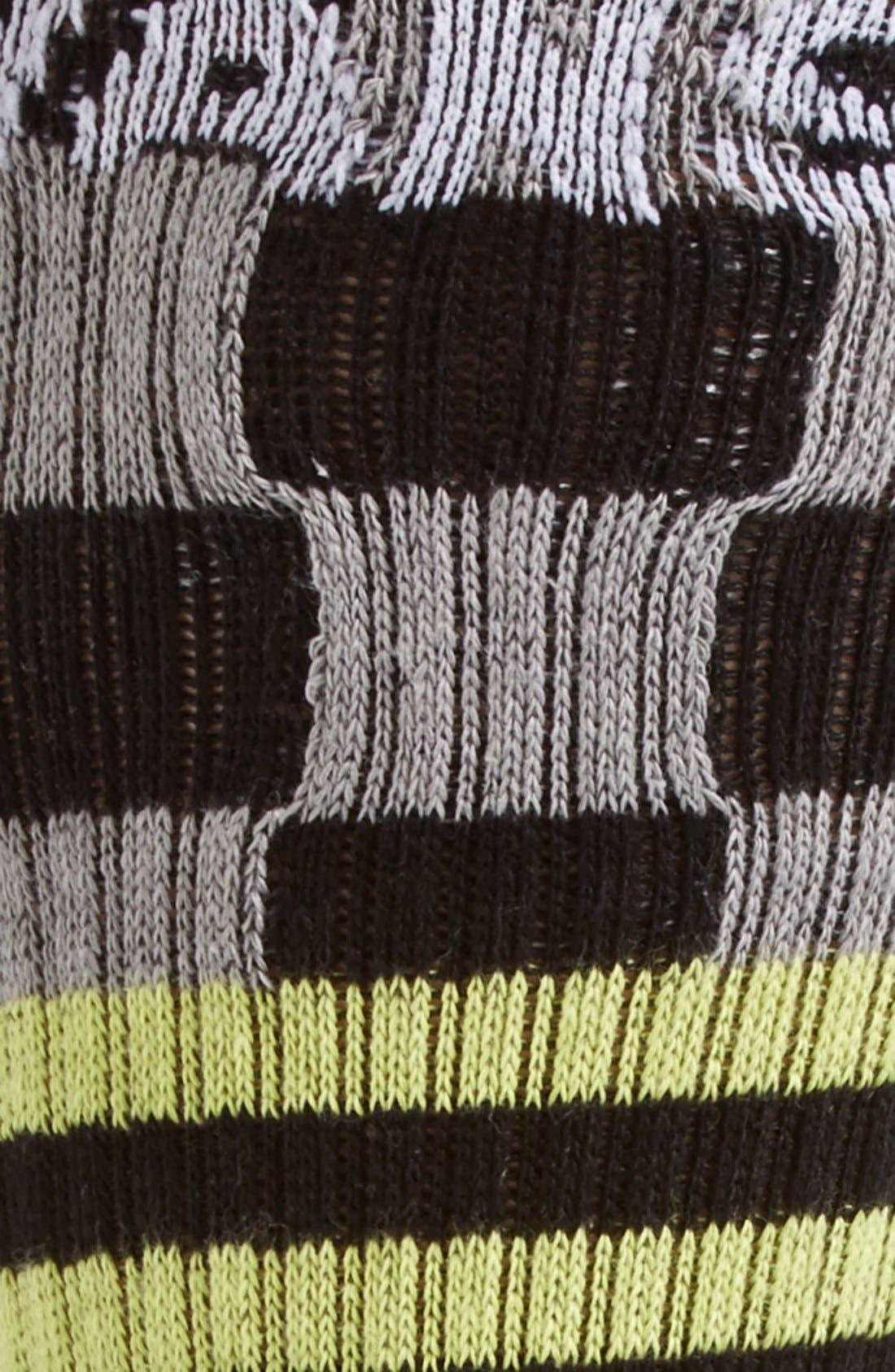 Alternate Image 2  - Vans 'Check Stripe' Crew Socks