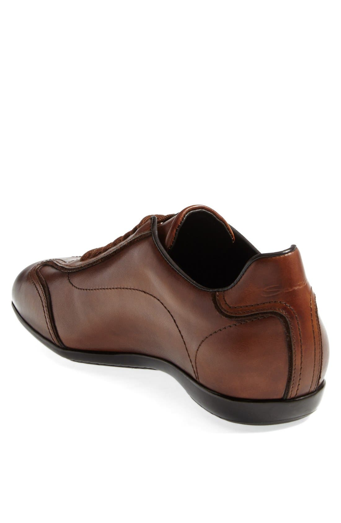 Alternate Image 2  - Santoni 'Himalaya 2' Sneaker (Online Only) (Men)