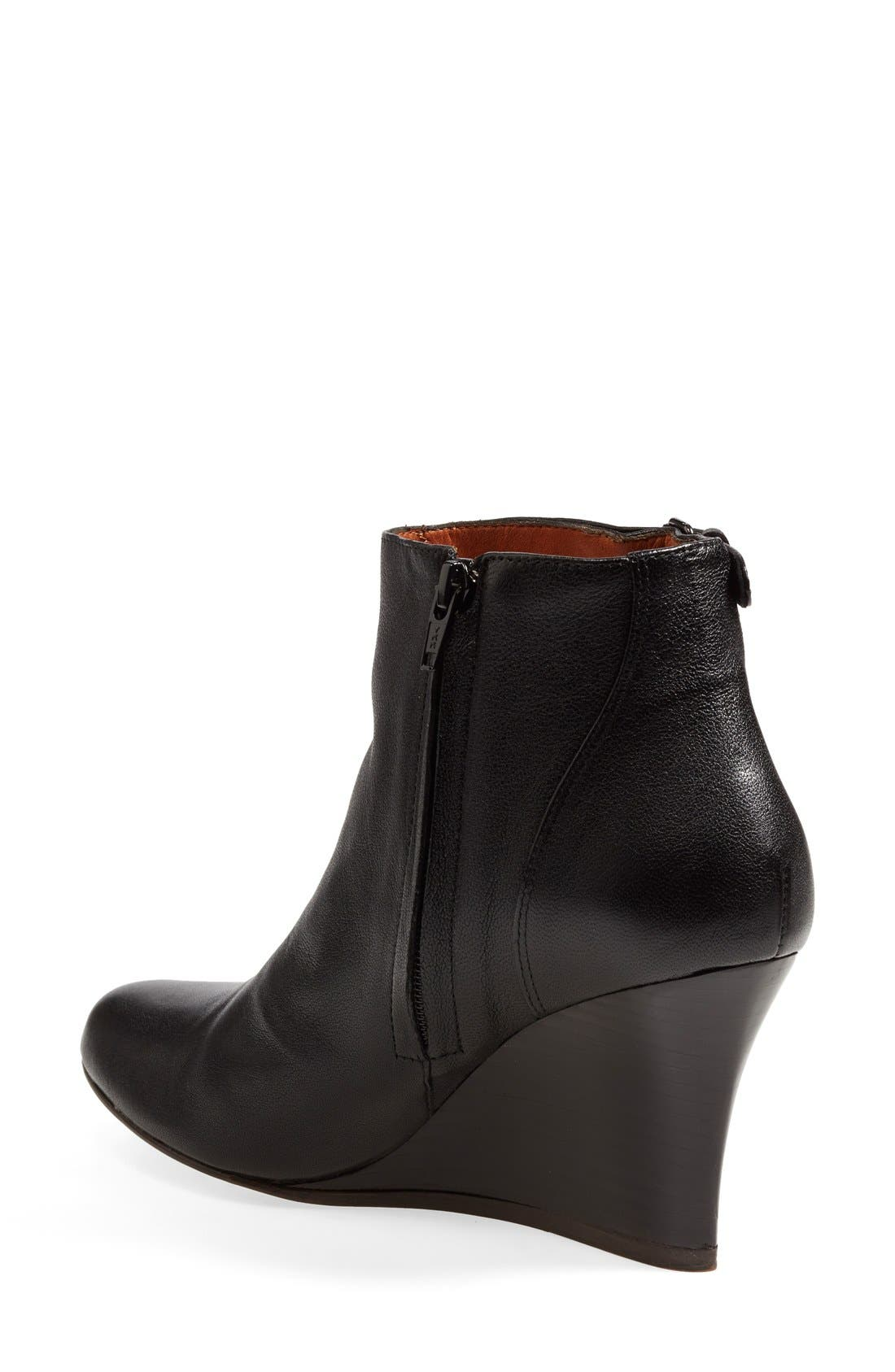 Alternate Image 2  - Lanvin Wedge Ankle Bootie (Women)