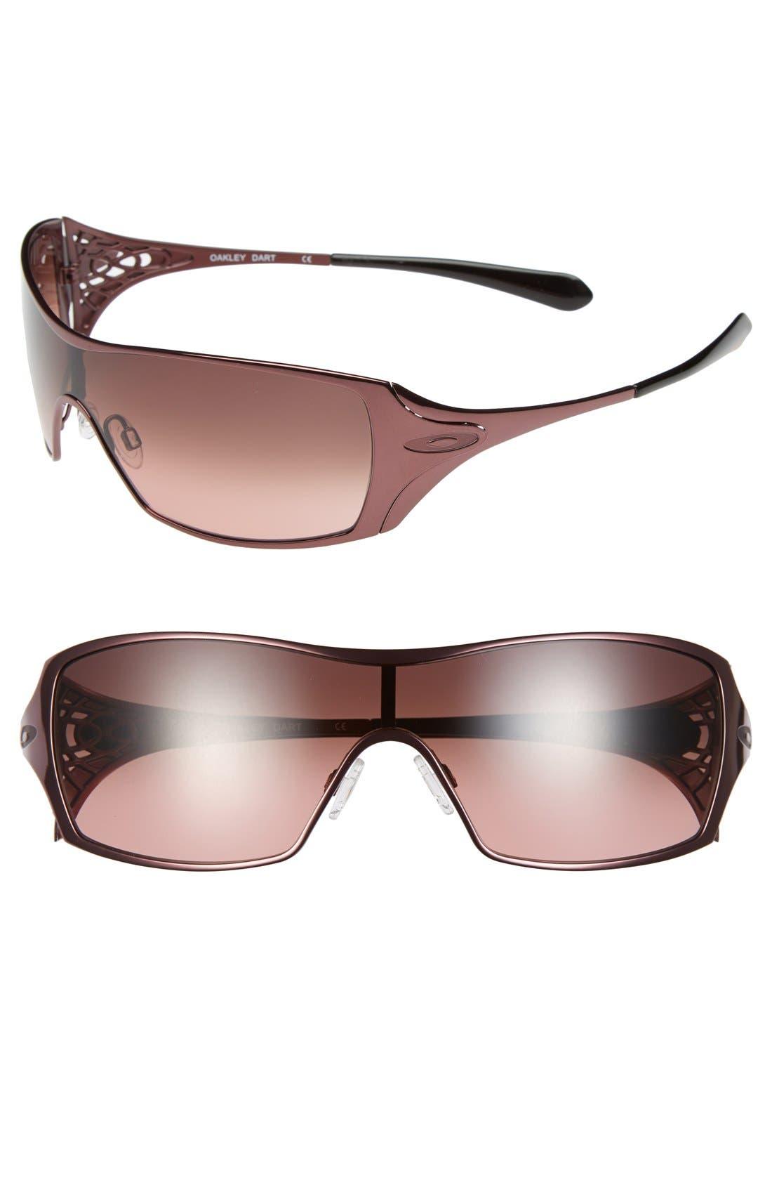 Alternate Image 1 Selected - Oakley 'Dart' Shield Sunglasses