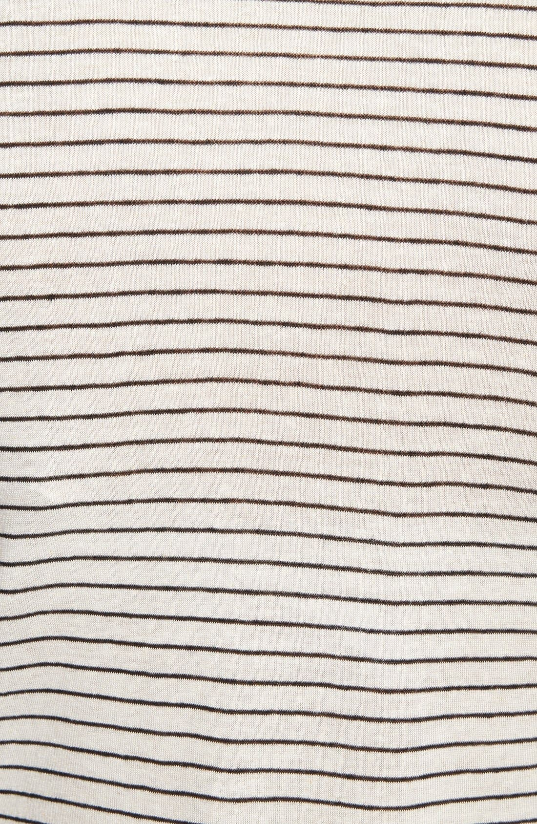 Alternate Image 3  - Caslon Stripe Tee