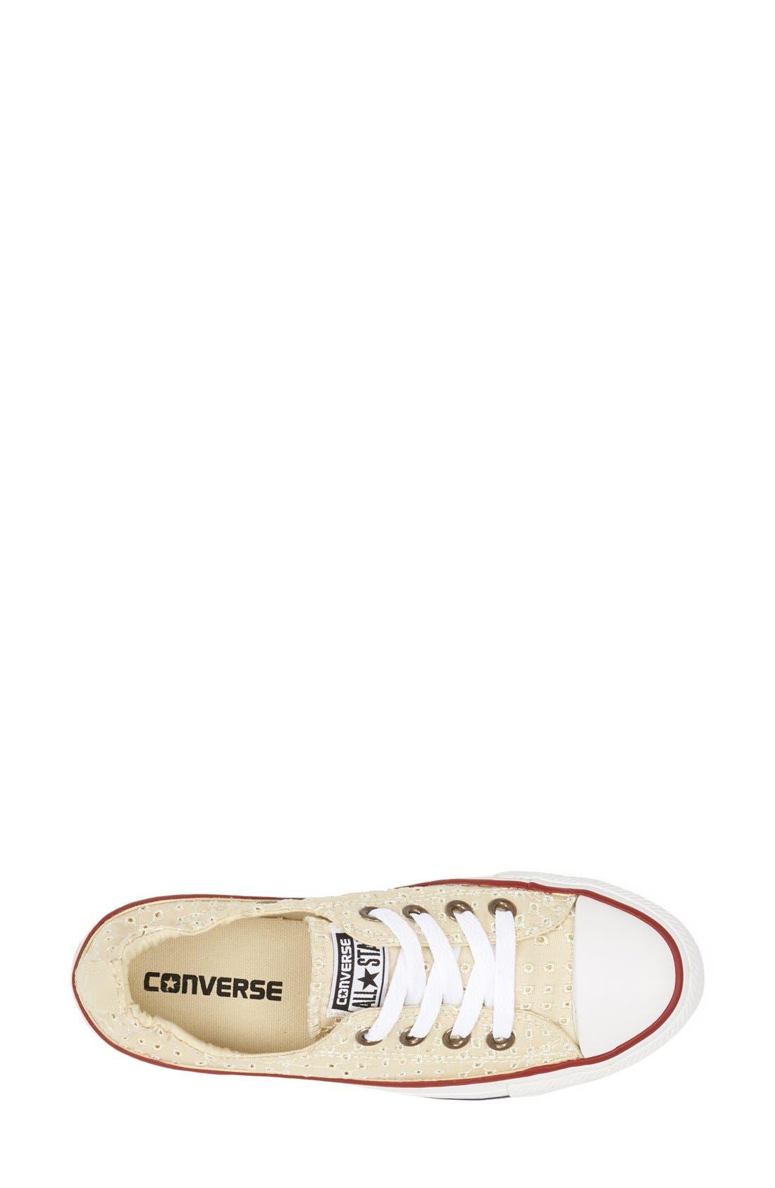 Alternate Image 3  - Converse Chuck Taylor® 'Shoreline' Eyelet Sneaker (Women)