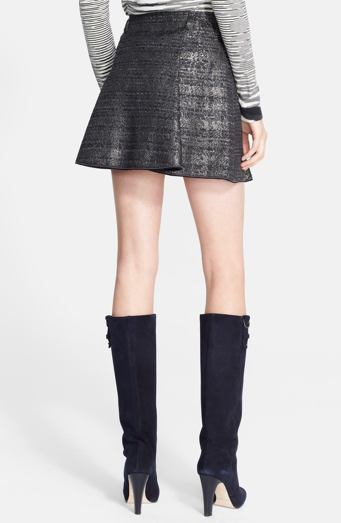 Alternate Image 2  - Missoni Short Box Pleated Skirt