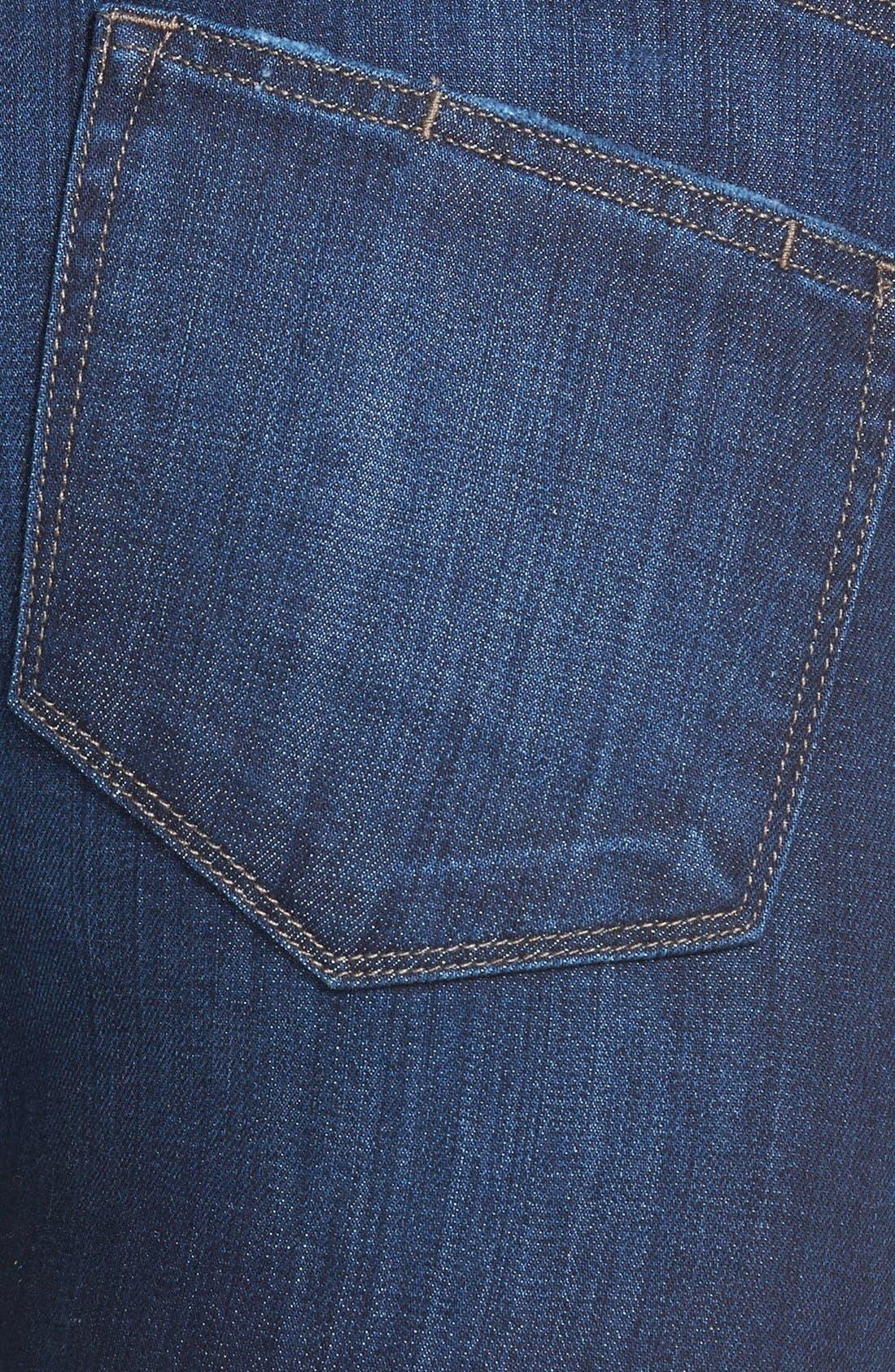 Alternate Image 3  - Paige Denim 'Skyline' Ankle Peg Skinny Jeans (Dixie) (Nordstrom Exclusive)