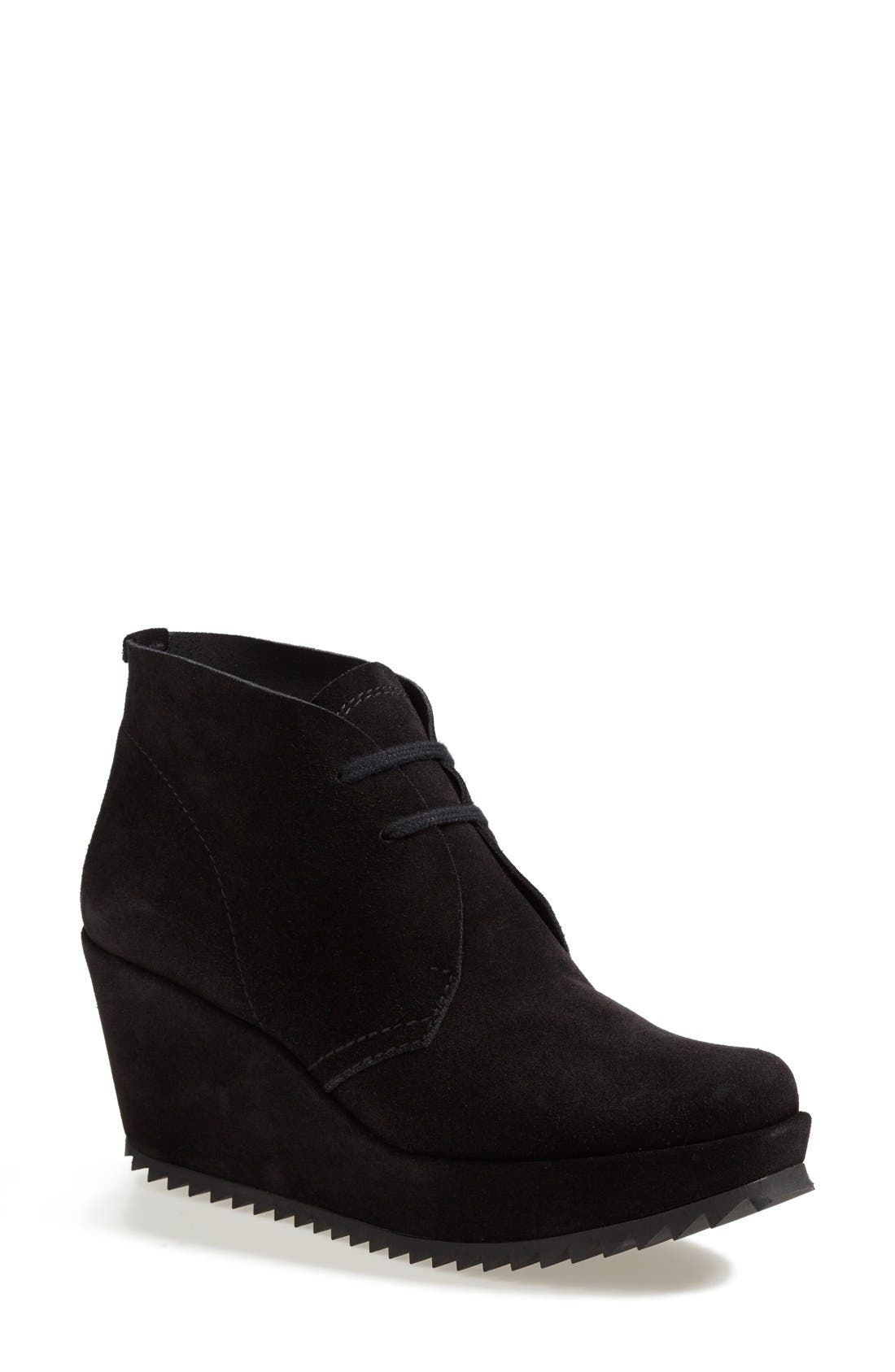 Alternate Image 1 Selected - Pedro Garcia 'Fulvia' Wedge Bootie (Women)