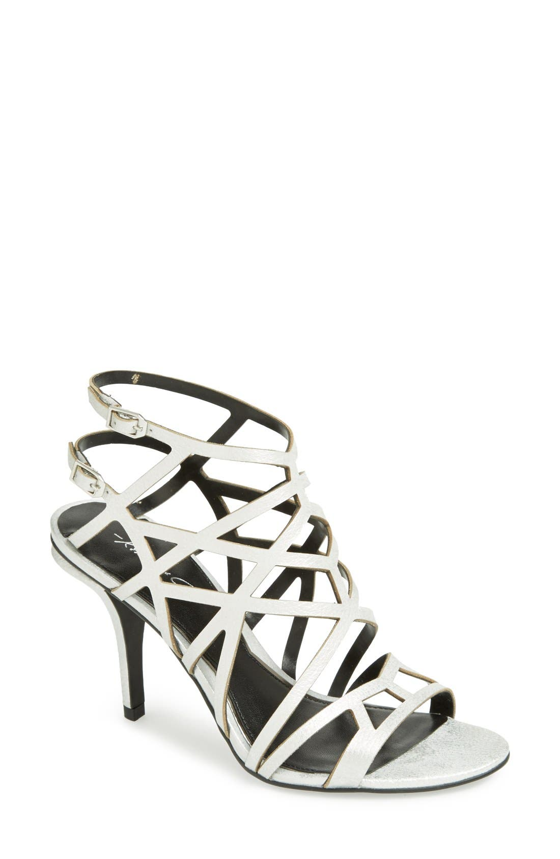 Alternate Image 1 Selected - Kenneth Cole New York Cage Sandal