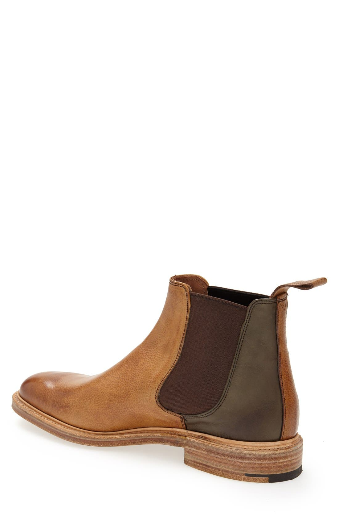 Alternate Image 2  - Northern Cobbler Chelsea Boot (Men)
