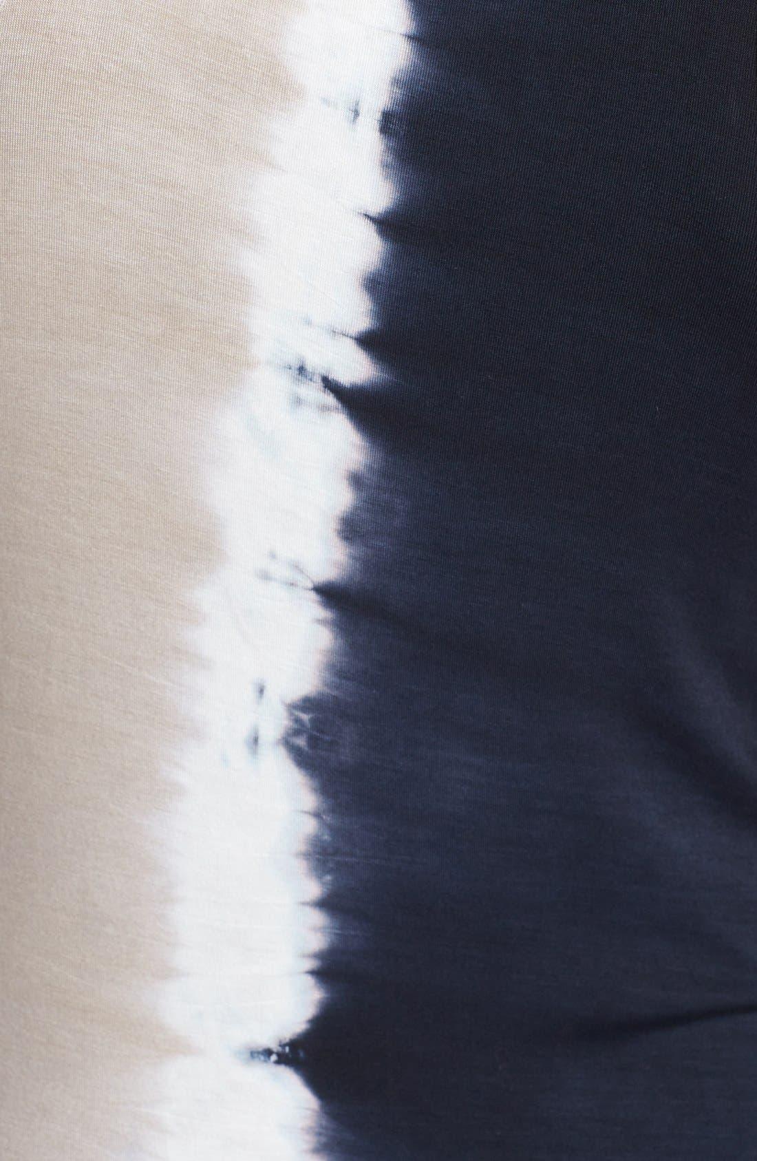 Alternate Image 3  - Felicity & Coco Tie Dye Jersey Maxi Dress (Petite) (Nordstrom Exclusive)