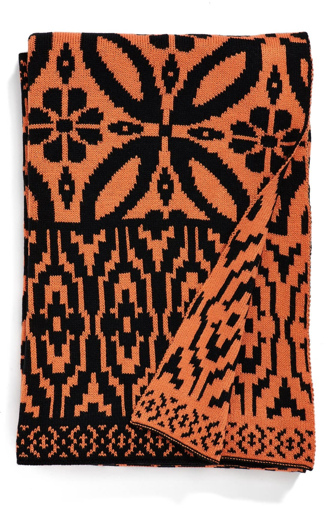 Alternate Image 1 Selected - Nordstrom at Home 'Tiles' Knit Throw