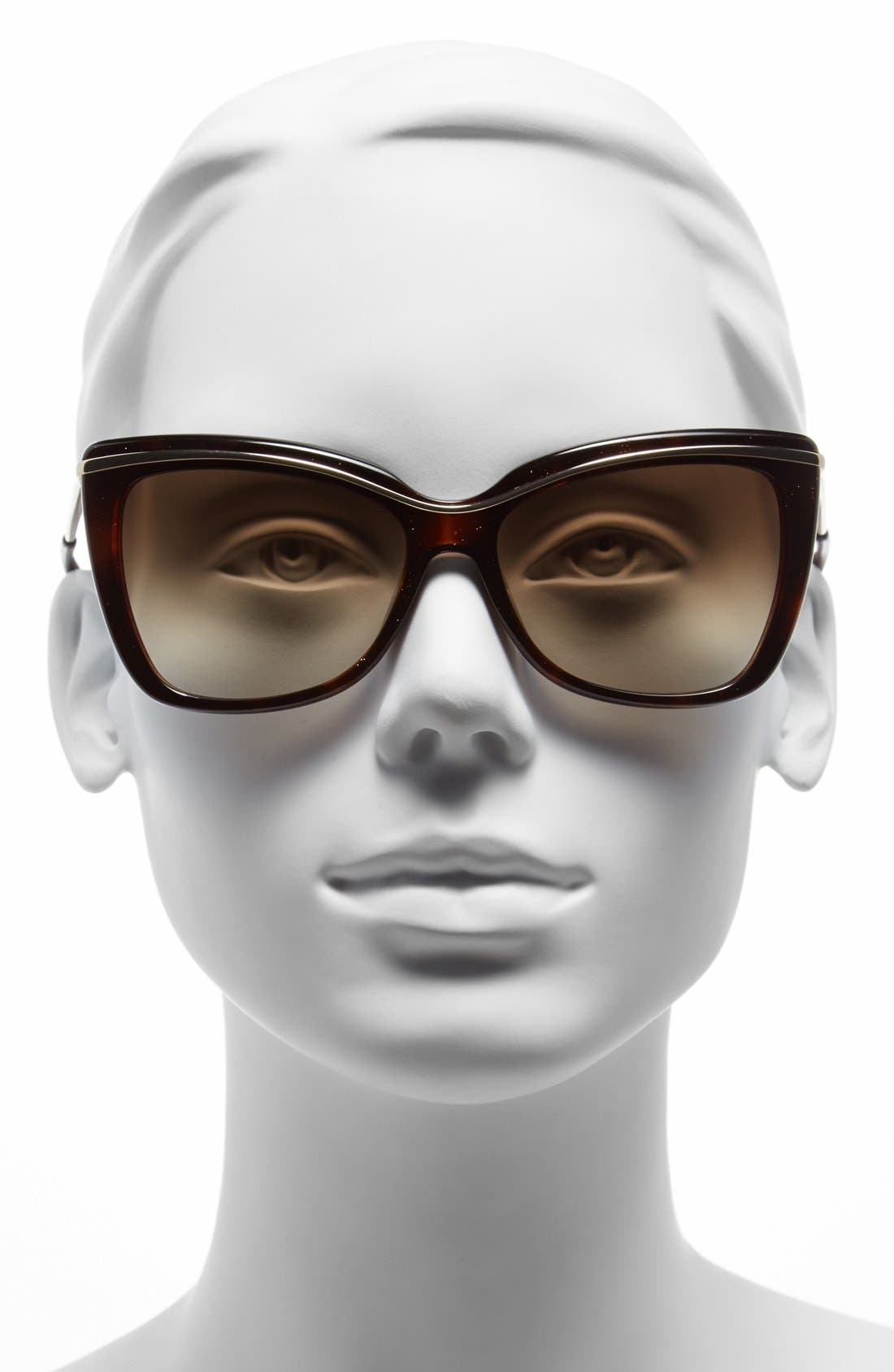 Alternate Image 2  - MARC JACOBS 56mm Cat Eye Sunglasses