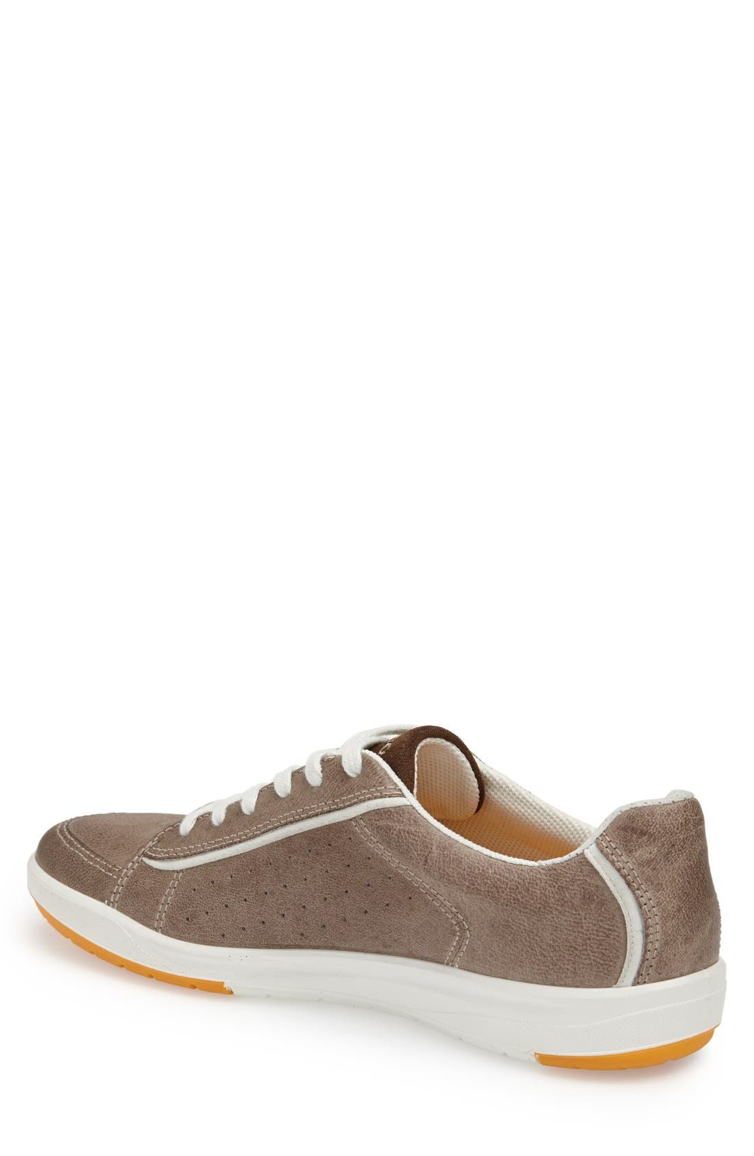 Alternate Image 2  - ECCO 'Eldon' Sneaker (Men)