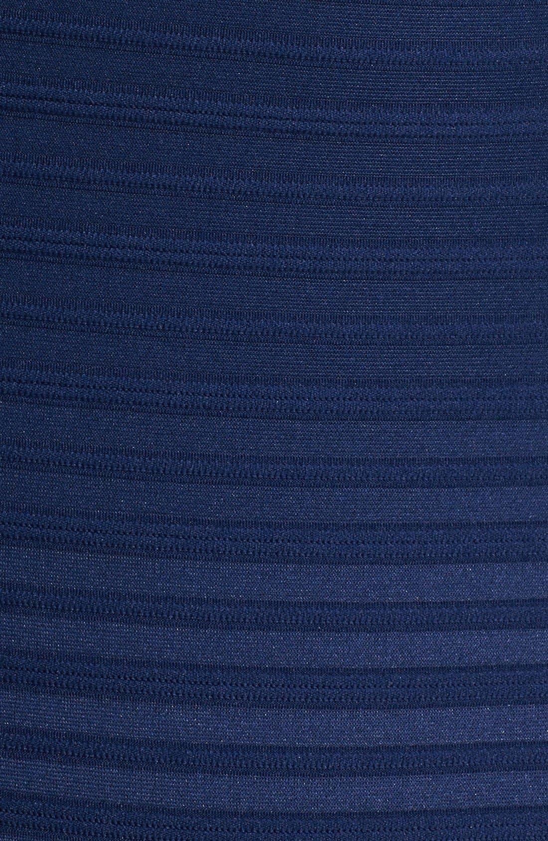 Alternate Image 3  - JS Collections Illusion Bodice Dress (Regular & Petite)