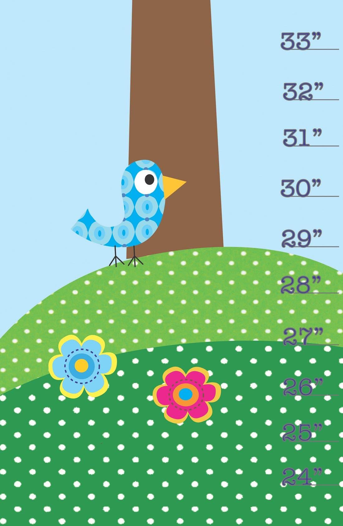 Alternate Image 2  - Stupell 'Tree' Personalized Growth Chart