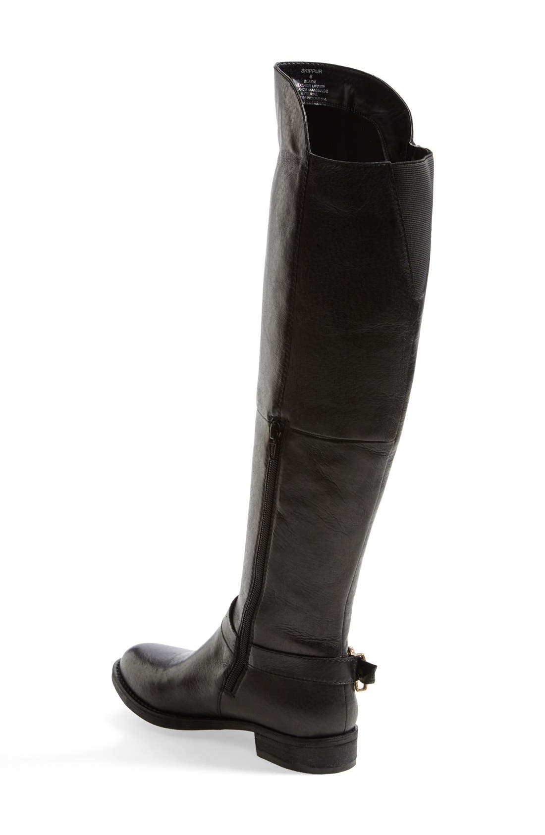 Alternate Image 2  - Steve Madden 'Skippur' Over The Knee Boot (Women)