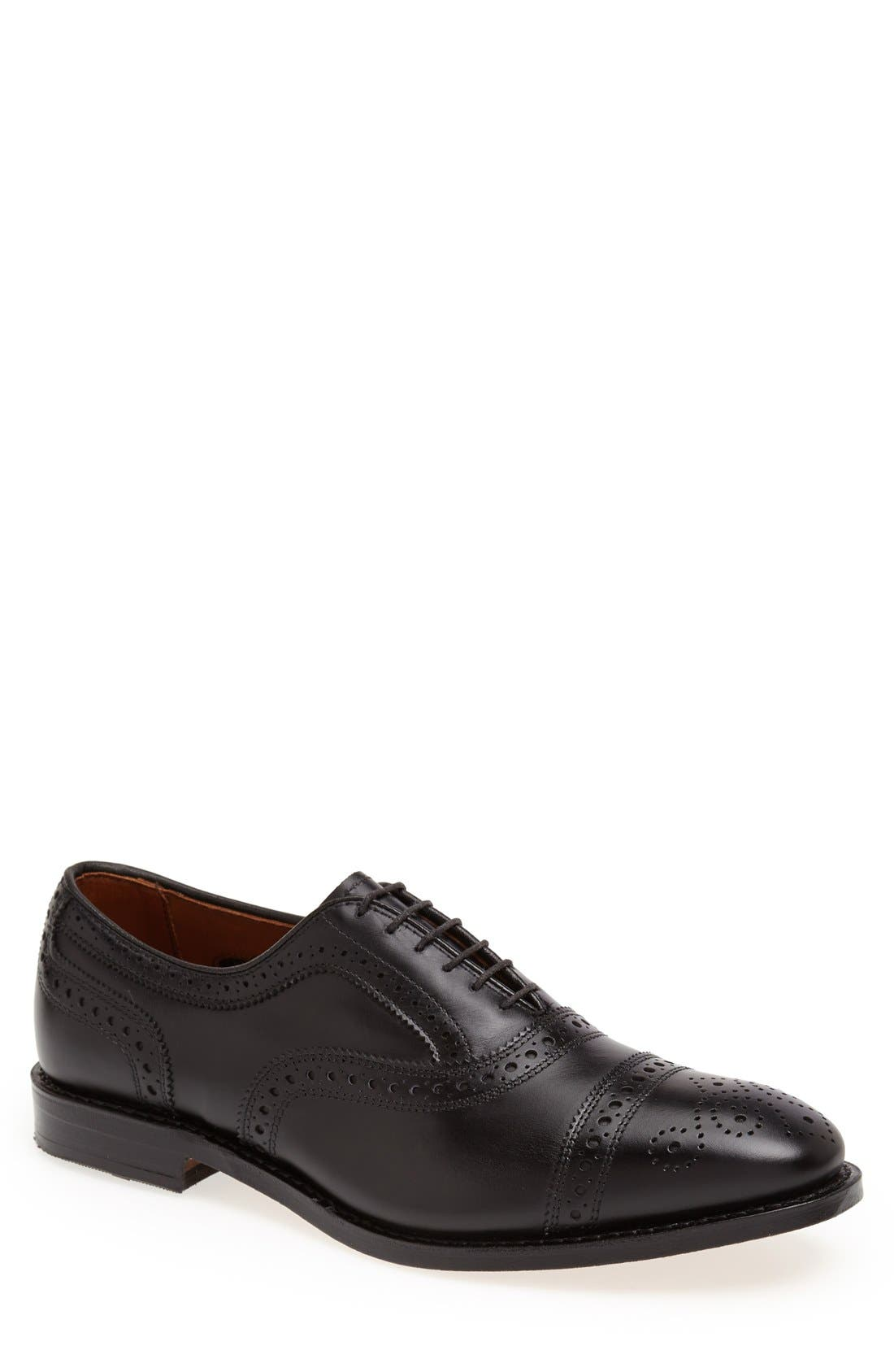 Alternate Image 1 Selected - Allen Edmonds 'Strand' Cap Toe Oxford (Men)