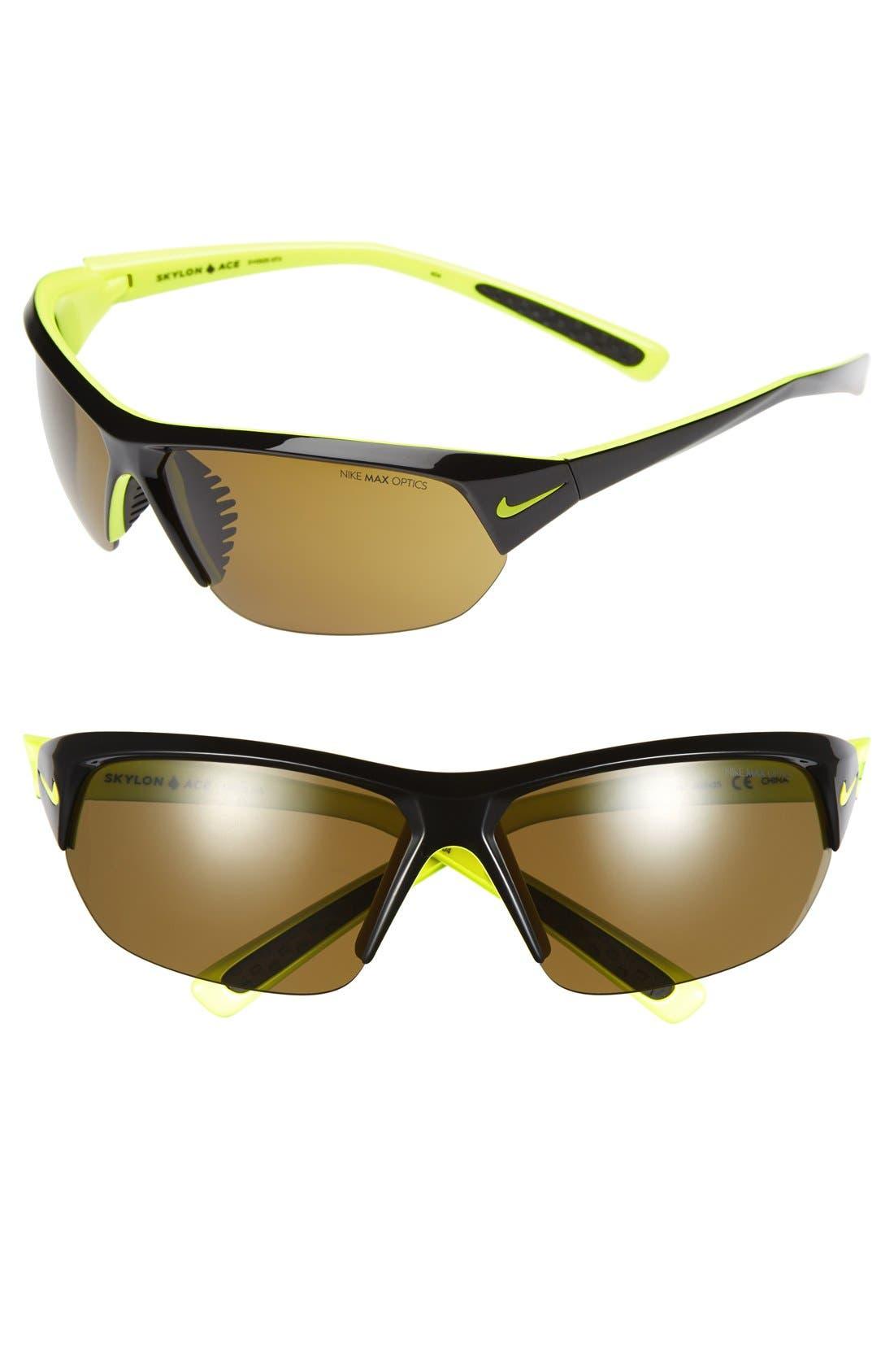 Main Image - Nike 'Skylon Ace' 69mm Sunglasses