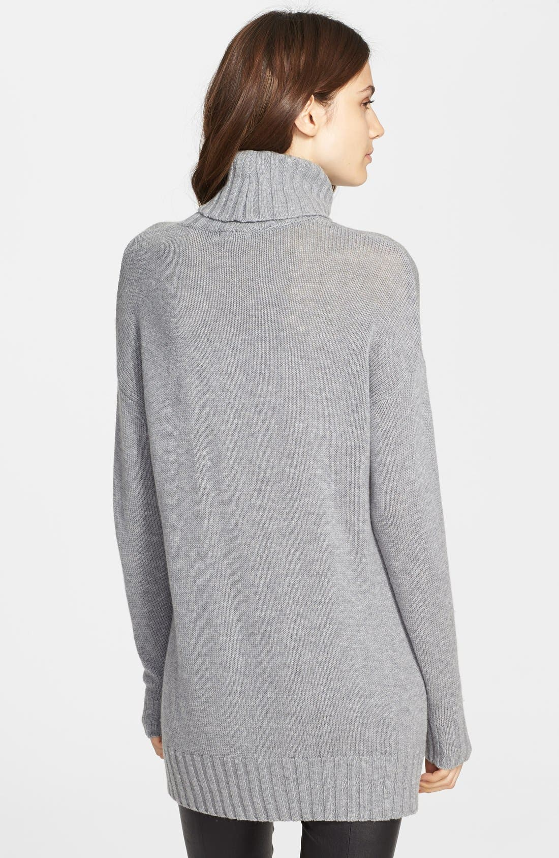 Alternate Image 2  - Joie 'Shera B' Turtleneck Dress