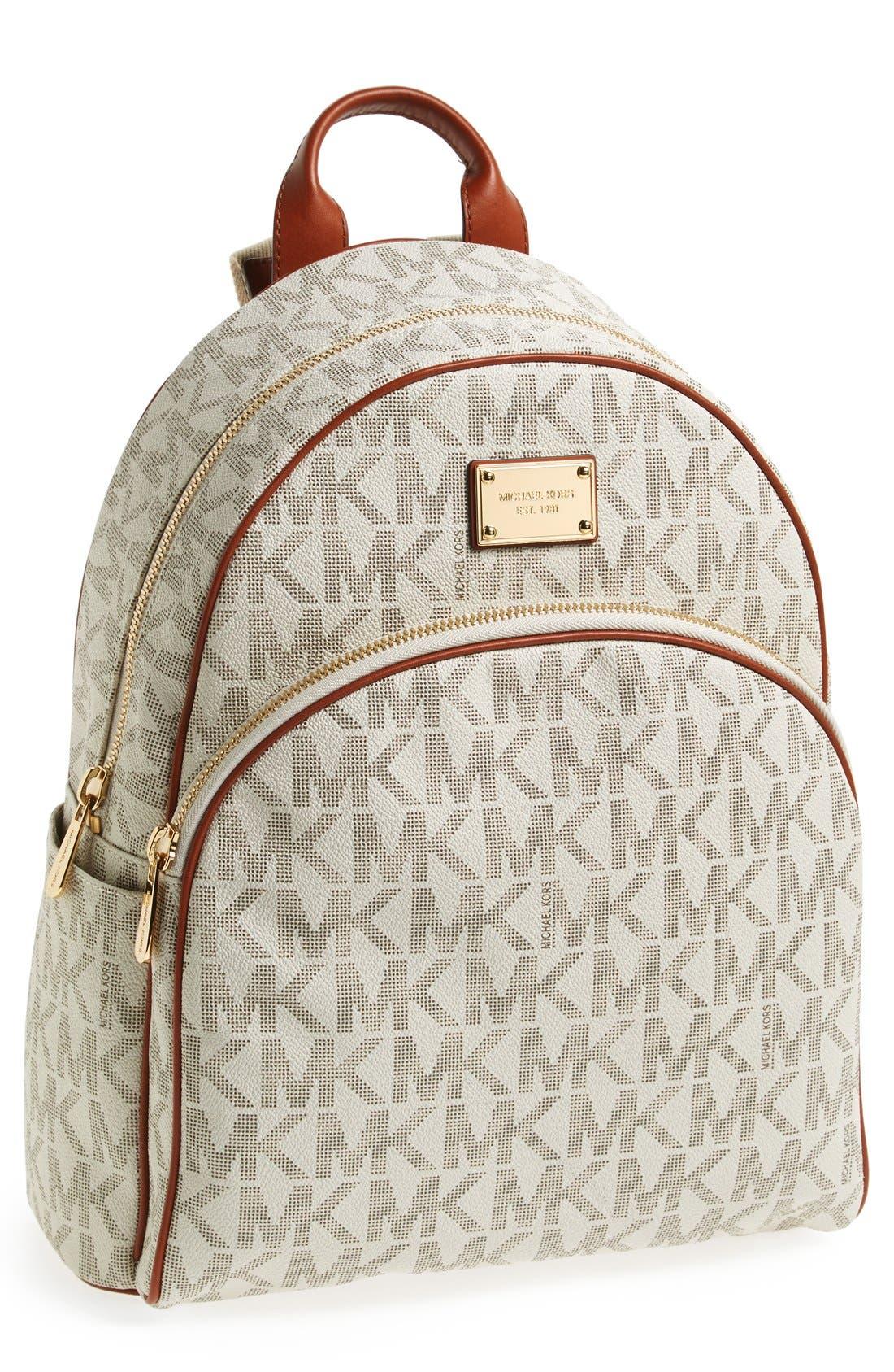 Alternate Image 1 Selected - MICHAEL Michael Kors 'Large' Backpack