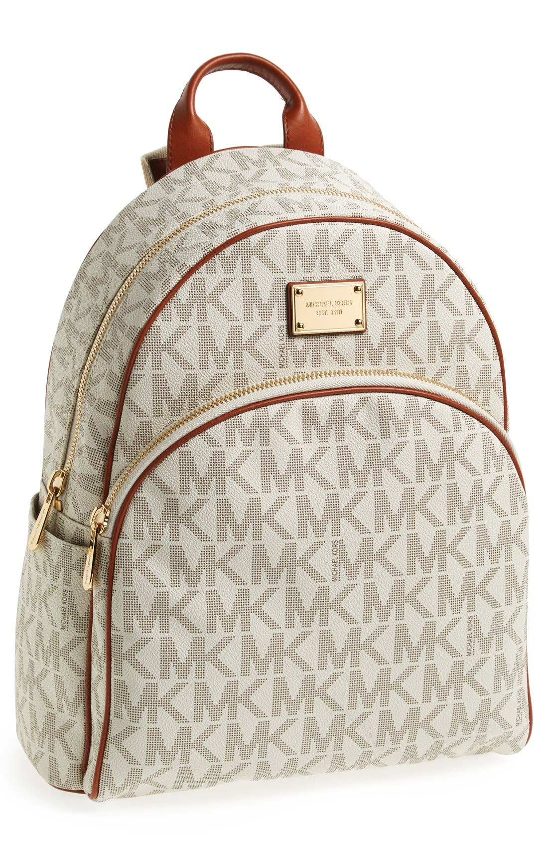 Main Image - MICHAEL Michael Kors 'Large' Backpack
