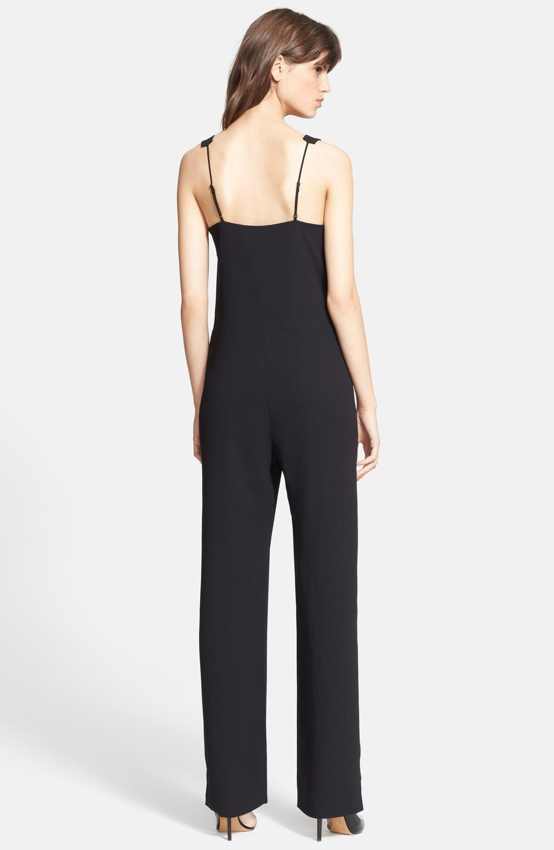 Alternate Image 2  - Alexander Wang Crepe Jumpsuit