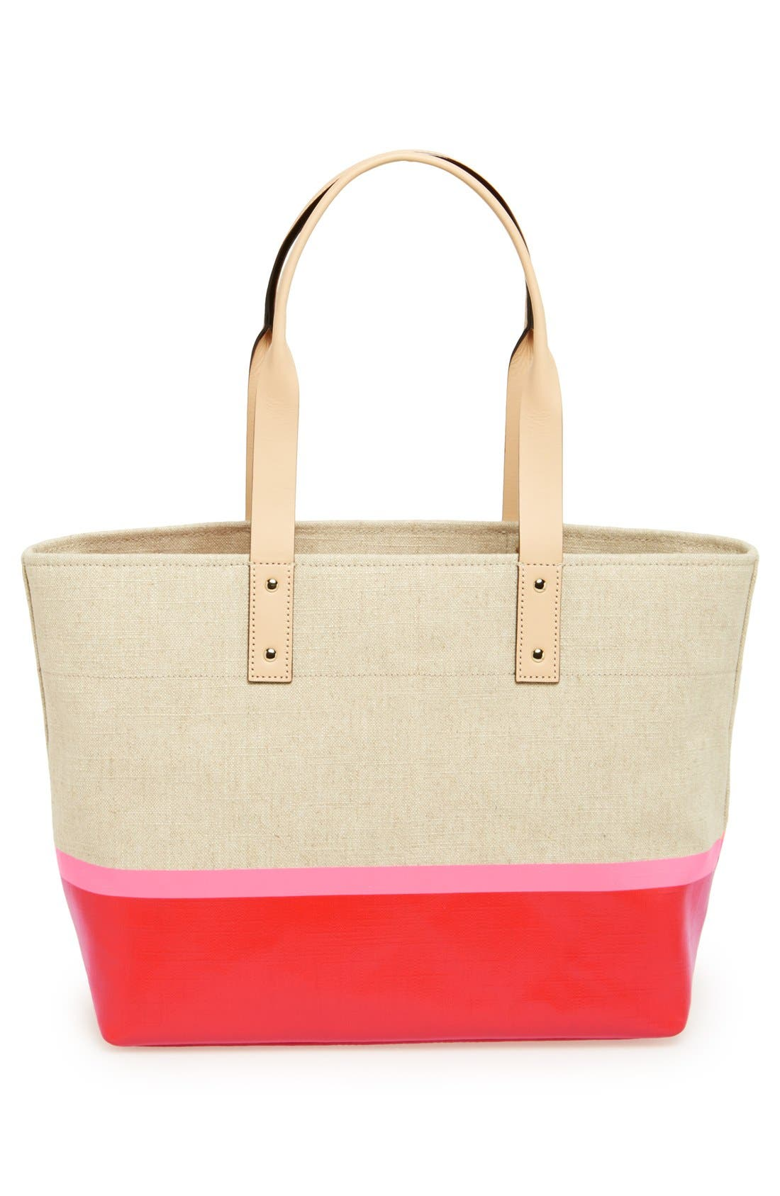Alternate Image 4  - kate spade new york 'word to the wise - francis' tote