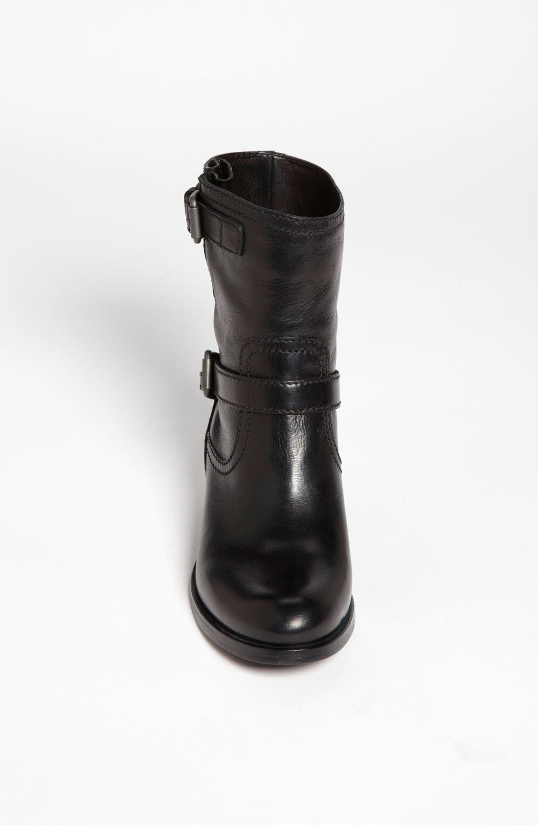 Alternate Image 3  - Prada Double Buckle Short Boot (Women)