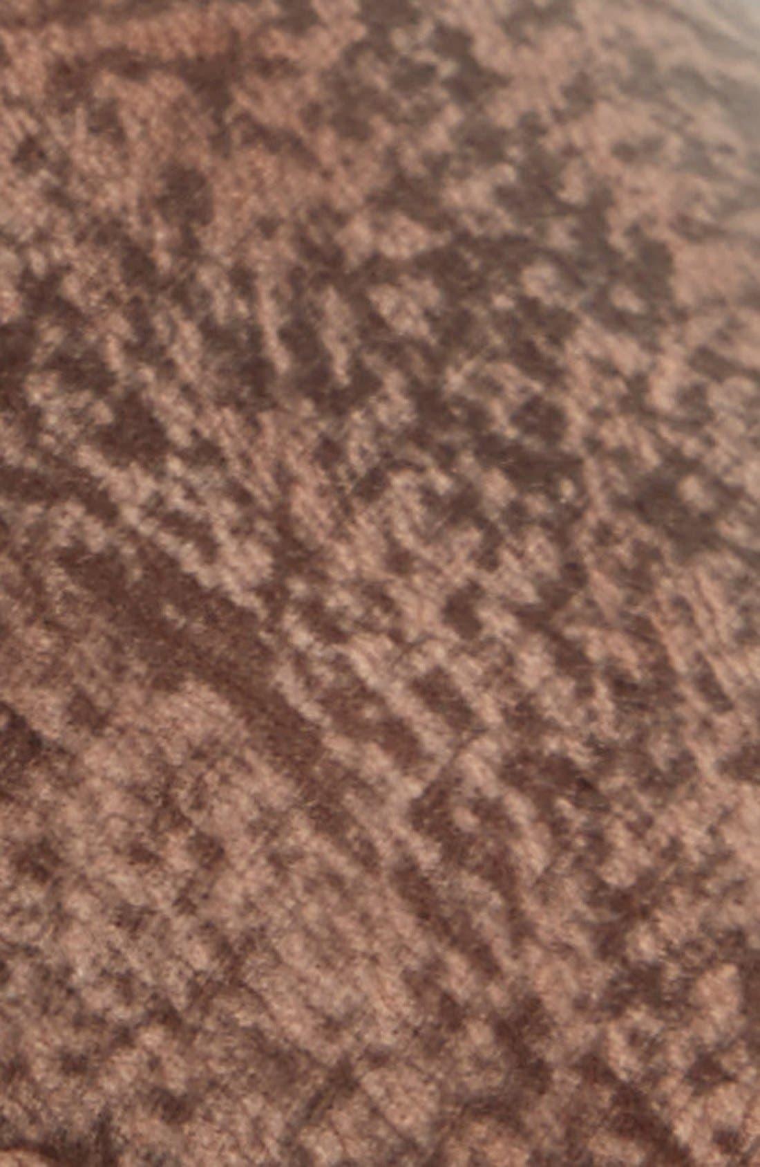 Alternate Image 2  - DIESEL® 'Bitwo' Leather Belt