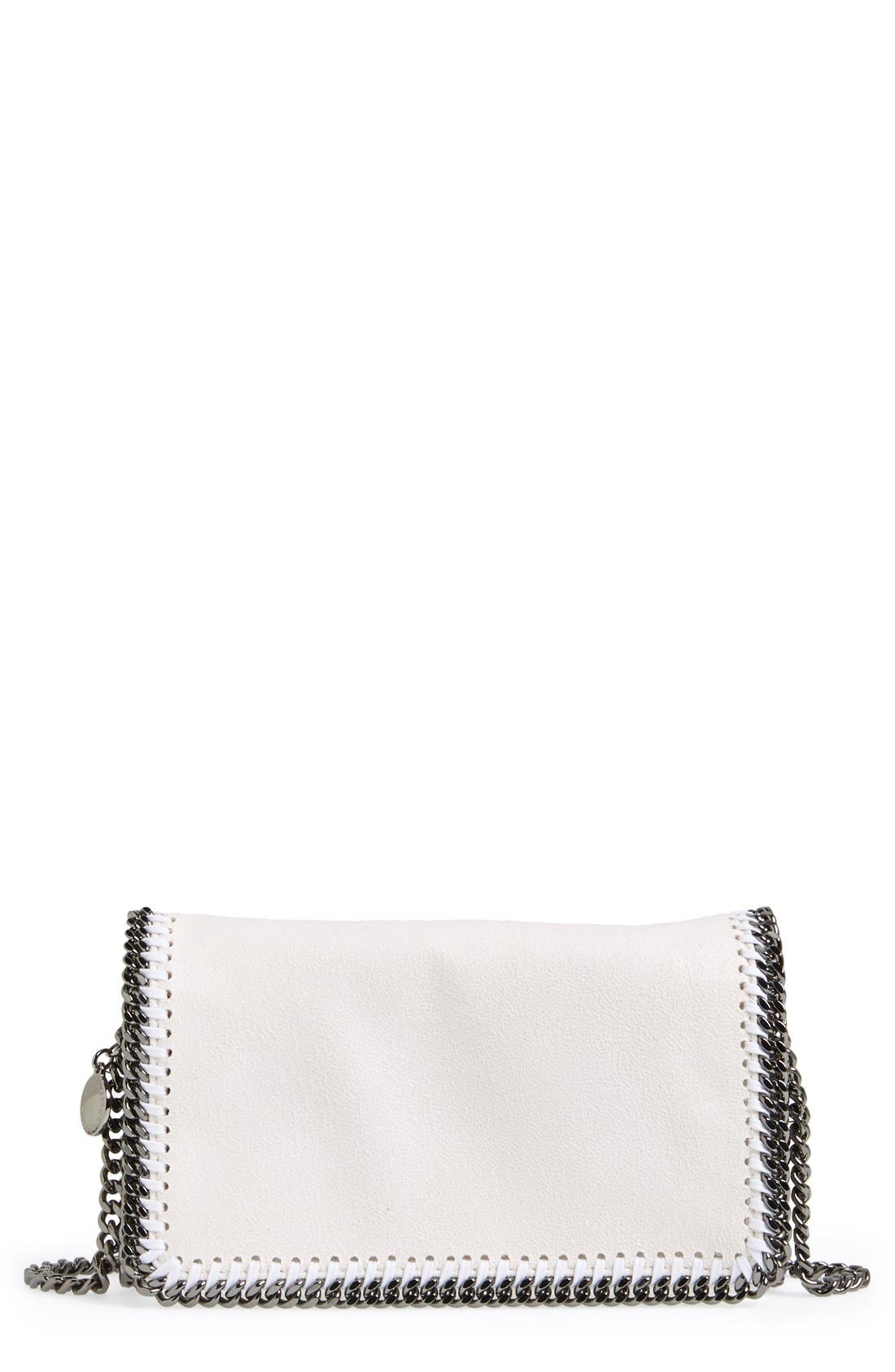 Main Image - Stella McCartney 'Falabella' Shaggy Deer Convertible Crossbody Bag