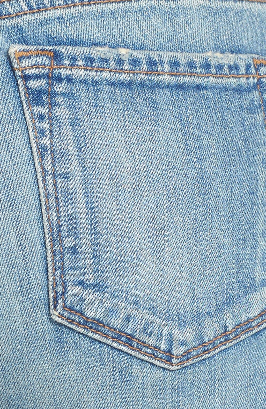 Alternate Image 3  - J Brand 'Jake' Skinny Boyfriend Jeans (Landslide)