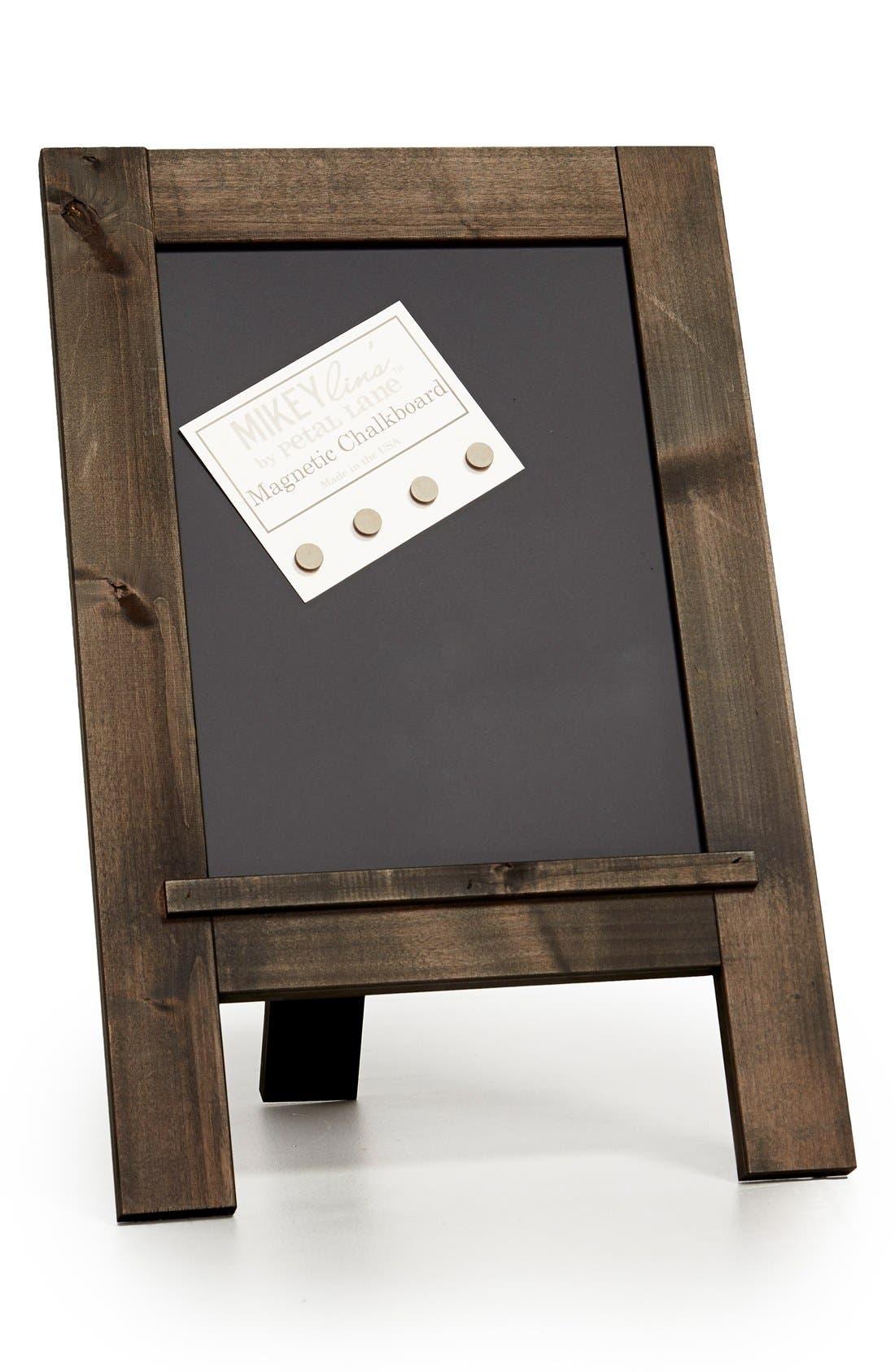 Main Image - Petal Lane Magnetic Chalkboard Counter Easel