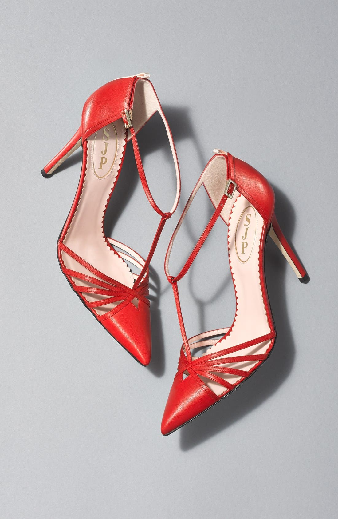Alternate Image 3  - SJP by Sarah Jessica Parker 'Carrie' T-Strap Pump