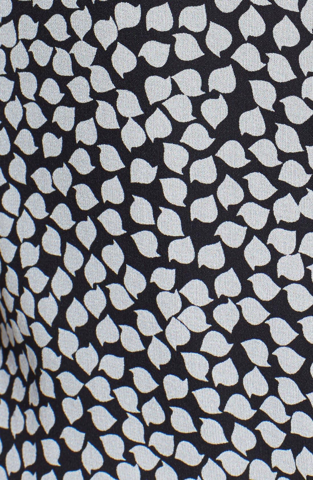 Alternate Image 3  - Diane von Furstenberg Embellished Silk Halter Top