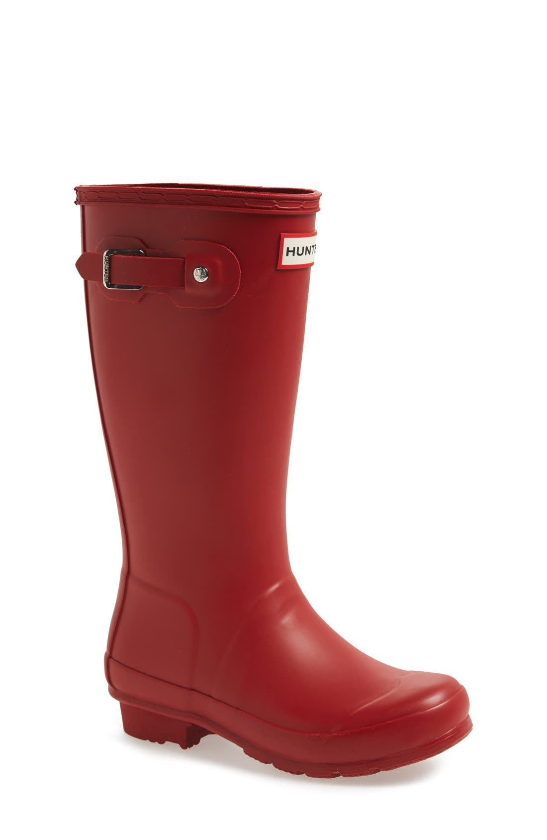 Main Image - Hunter 'Original' Rain Boot (Little Kid & Big Kid)