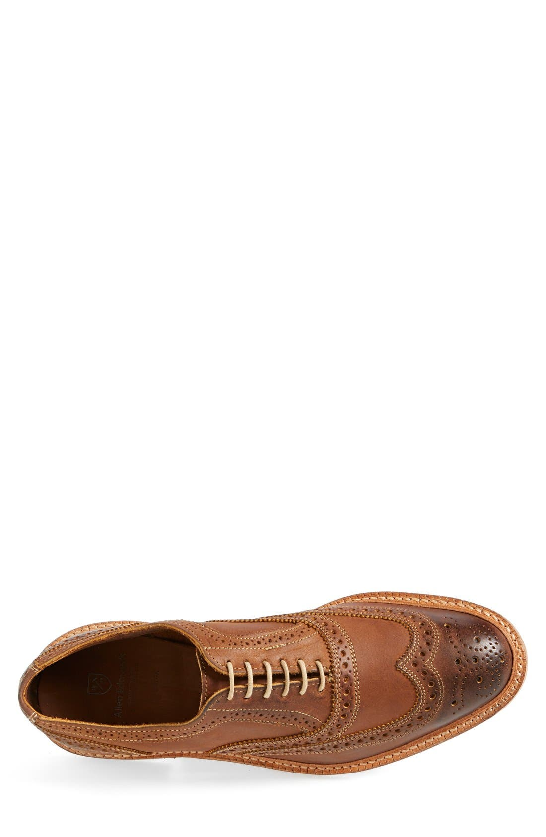 Alternate Image 3  - Allen Edmonds 'Neumok' Wingtip (Men) (Nordstrom Exclusive)